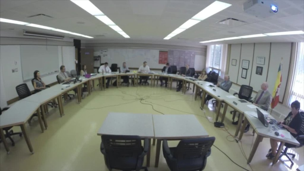 August 14 2018 Board Meeting