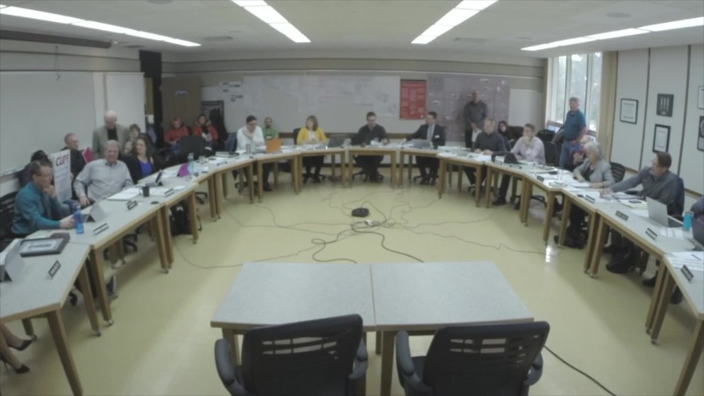 October 1st 2019 Board Meeting