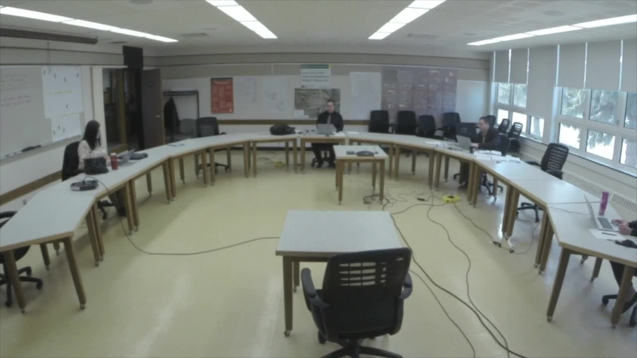 March 2nd 2021 Board Meeting