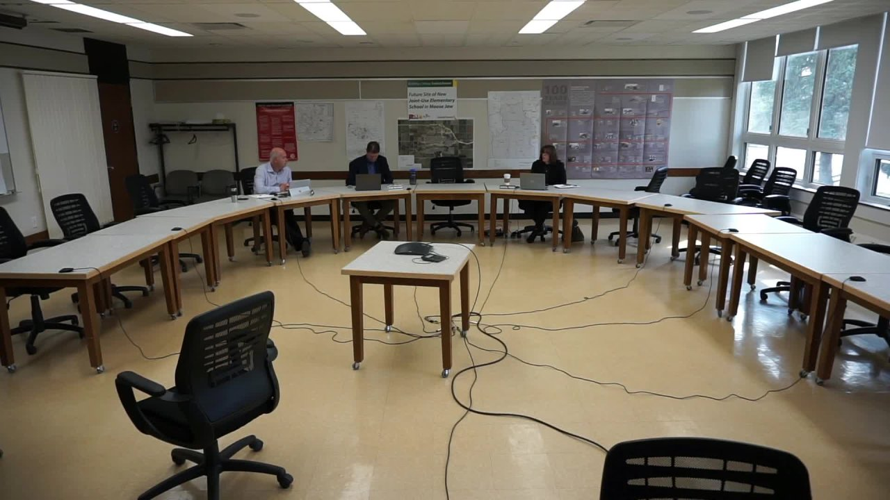 August 27th 2021 Special Board Meeting
