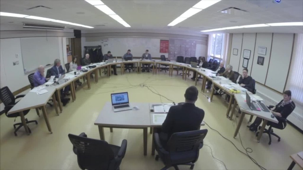 November 27th 2018 Special Board Meeting