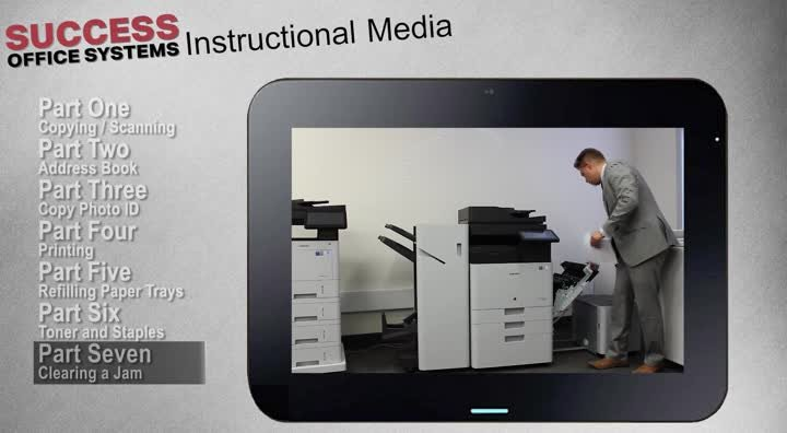 Samsung Copier Introduction